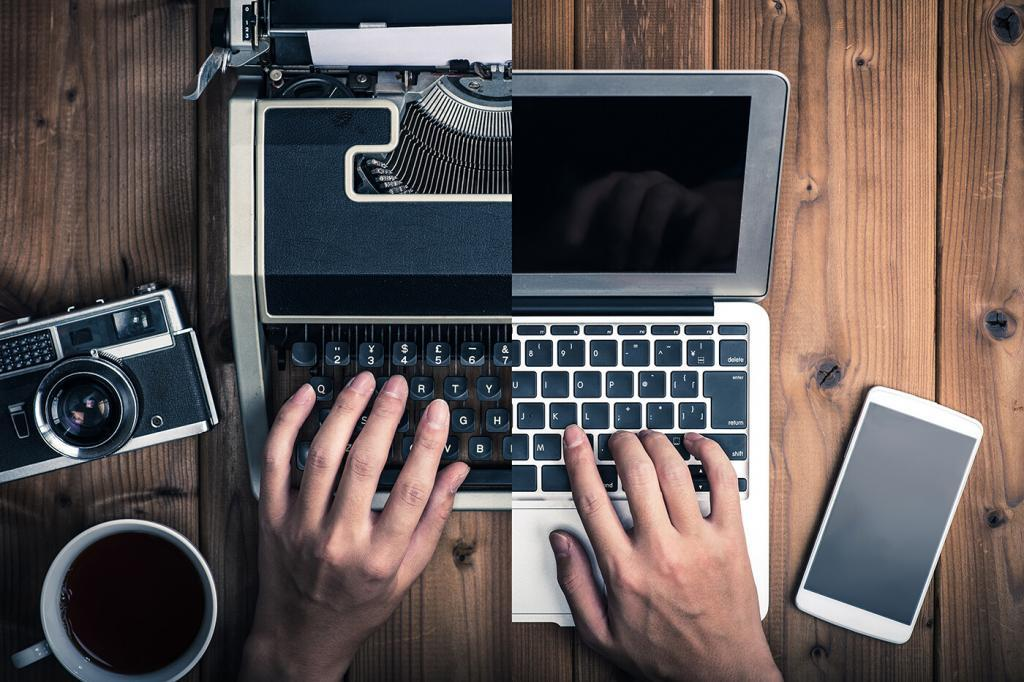 Frå analog till digital produktion - Ad Art