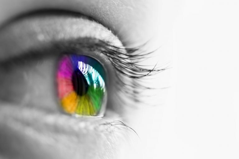 Coloreye Ad Art