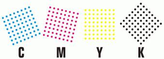 cmyk raster - Ad Art