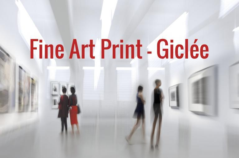 Fine Art Print - Giclée