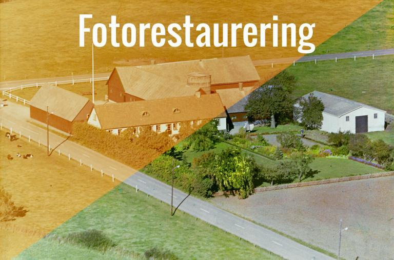 Fotorestaurering