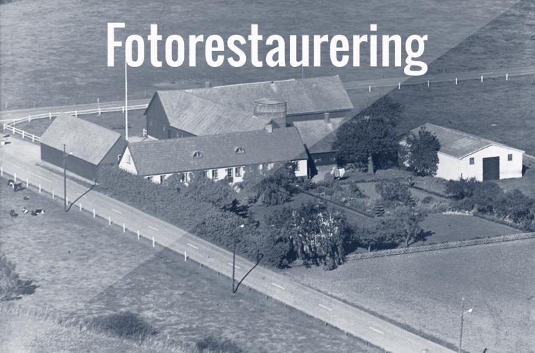 Fotorestaurering