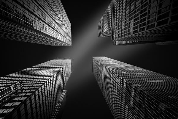 New York skyskrapor