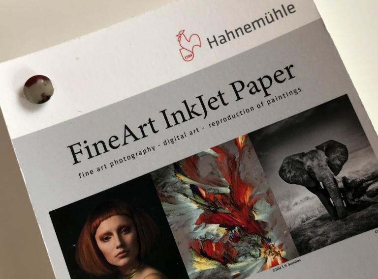 Fine Art papper